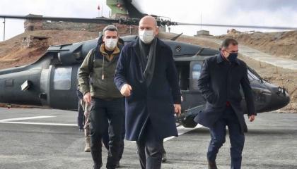 صحفي يكشف بالأدلة.. وزير داخلية تركيا يتاجر في المخدرات بالتعاون مع المافيا