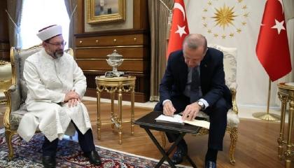 إنفاق «المؤسسة الدينية التركية» يتجاوز ميزانية 6 وزارات