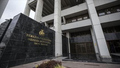 في ظل تضخم يبلغ 15%.. البنك المركزي التركي يثبت سعر الفائدة عند 17%