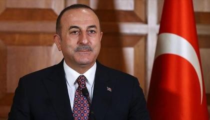 وزير الخارجية التركي يلتقي رئيسة وأعضاء المفوضية الأوروبية في اجتماع مغلق