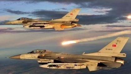 أردوغان يهدد ومقاتلاته تقصف مواقع بمحافظة أربيل شمال العراق