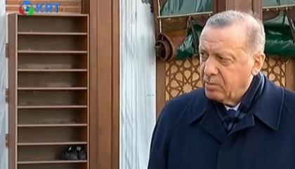 بالفيديو.. أردوغان يهدد باجتياح شمال العراق: قد نأتي على حين غرة!