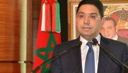 وزير الخارجية المغربي: حريصون على وقف التدخلات الخارجية في ليبيا