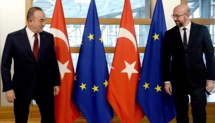 دبلوماسي أوروبي: العقوبات على تركيا ستظل مطروحة على الطاولة