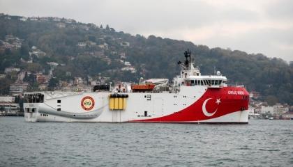 رويترز: عودة المباحثات اليونانية التركية بعد 5 سنوات من التوتر بشرق المتوسط