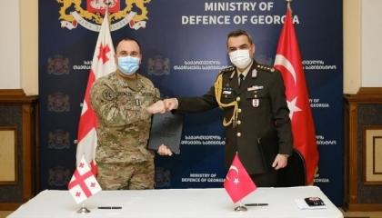 تركيا تقدم مساعدات عسكرية لجورجيا