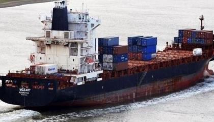 اصطدام سفينة تحمل قمحًا لمصر بأخرى في مضيق تشاناك كالا التركي