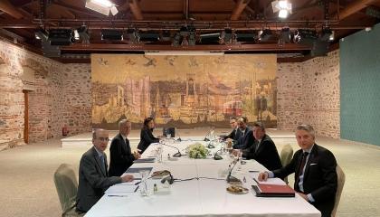 نشرة أخبار«تركيا الآن»: عودة الحوار بين أنقرة وأثينا بعد انقطاع 5 سنوات