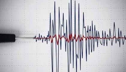 زلزال بقوة 3.4 درجة يضرب مدينة مرسين التركية