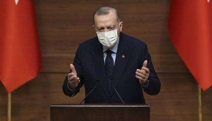 أردوغان: حان الوقت لنقول كفى للإسلاموفوبيا المتصاعدة