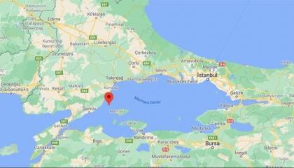 زلزال بقوة 4.3 درجة يضرب مدينة إسطنبول