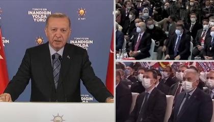 أردوغان: حزب الشعب الجمهوري ينشر الكراهية في المجتمع التركي