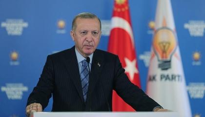 أردوغان: 2023 عام القضاء على حزب الشعب الجمهوري