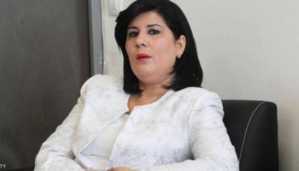 إخوان تونس يعتدون بالضرب على زعيمة الدستوري الحر في قلب البرلمان