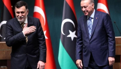 أردوغان والسراج متهمان في جرائم إبادة جماعية أمام المحكمة الدولية