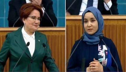 تلفزيون تركيا يقطع البث عن البرلمان أثناء عرض مواطنة من الإيغور لمأساتهم