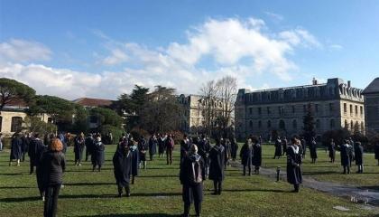جماعة البيكا التركية المقربة من صويلو تهدد طلاب «البوسفور»