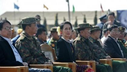 «نيويورك تايمز»: محاكمة زعيمة ميانمار سرًا