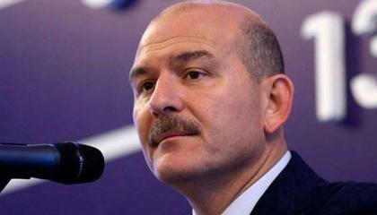 وزير الداخلية التركي يهدد زعيم المافيا: سيدفع سادات الثمن فكل ادعاءاته هراء