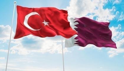 تركيا وقطر يبحثان سبل تعزيز التعاون العسكري