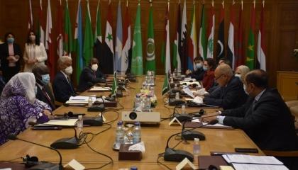 الجامعة العربية تطالب بالحفاظ على الحقوق المائية لمصر والسودان