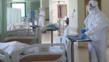 تركيا تسجل 7719 حالة كورونا جديدة.. و124 وفاة
