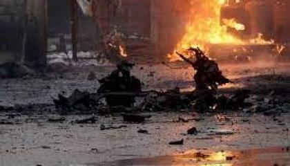 انفجار عبوة ناسفة يهز حلب السورية