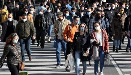 تركيا تسجل  7795 إصابة جديدة بفيروس كورونا.. و120 حالة وفاة