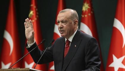 أردوغان: «العدالة والتنمية» غيّر ملامح تركيا خلال 18 عامًا