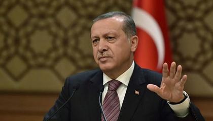 أردوغان: سنعمل على صياغة دستور جديد يمتد حتى 2053