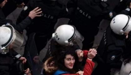 هاشتاج «لن ننحني لأردوغان» يتصدر تركيا