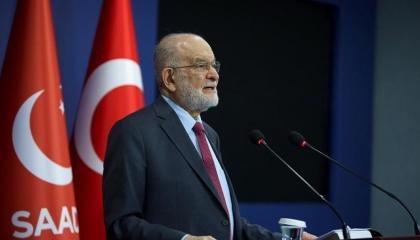 حزب السعادة: قبل تغيير الدستور تركيا تحتاج ذهنية سياسية جديدة