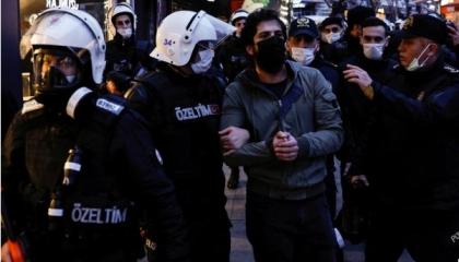 الولايات المتحدة تعرب عن قلقها بشأن قمع تركيا لمظاهرات طلاب بوغازيتشي