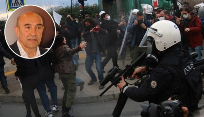 رئيس بلدية إزمير: اعتقالات الشرطة التركية بحق «براعم الجامعات» غير مبررة