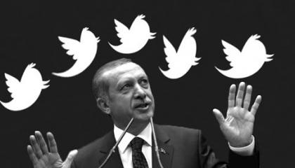 بالفيديو.. أردوغان يوبخ أحد أعضاء حزبه بسبب «إشارة رابعة»