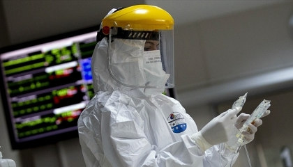 تركيا تسجل 8 آلاف و636 إصابة جديدة بفيروس كورونا في 24 ساعة