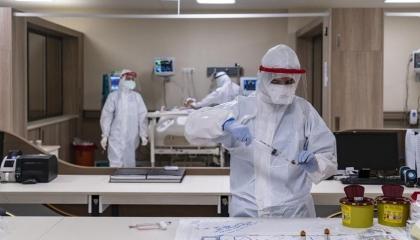 تركيا تسجل 7 آلاف و897 حالة إصابة جديدة بفيروس كورونا.. و108 وفيات