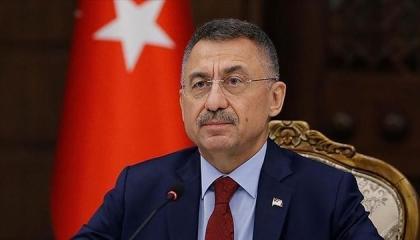 نائب أردوغان يستعد لزيارة قبرص المحتلة برفقة عدد من الوزارء