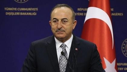 وزير الخارجية التركي يهاتف نظيريه البلغاري والتونسي