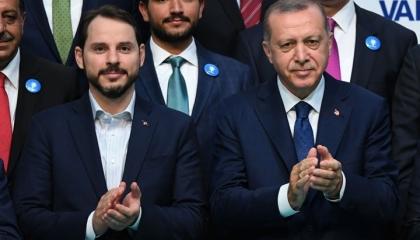 هاكرز يكشفون سر استقالة صهر أردوغان