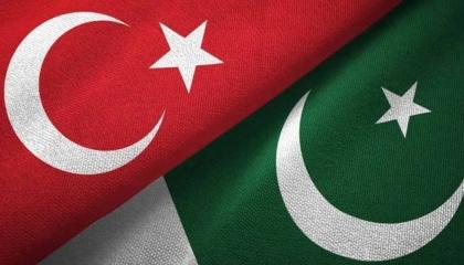 تدريبات عسكرية مشتركة بين تركيا وباكستان