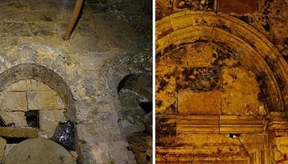 تركي يبيع كنيسة أثرية عمرها 1700 سنة بـ7 ملايين ليرة.. شاهد الصور