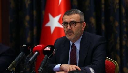 نائب أردوغان: الدستور الجديد هديتنا للأمة في مئوية تأسيس الجمهورية التركية