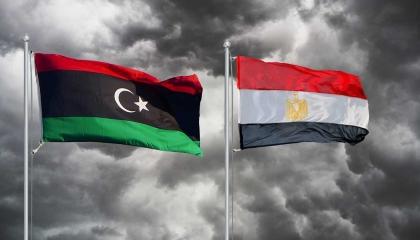 وزير الخارجية المصري يهاتف نظيرته الليبية لهذا السبب