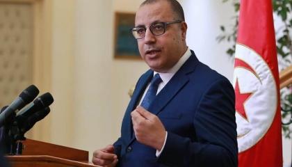 رئيس الحكومة التونسية يعفي 5  وزراء من مهامهم