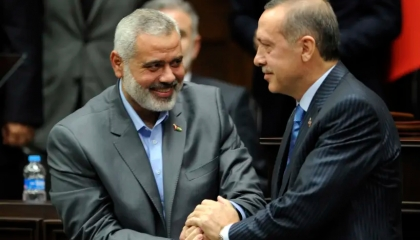 حركة حماس: التقارب المصري التركي يخدم مصلحة فلسطين