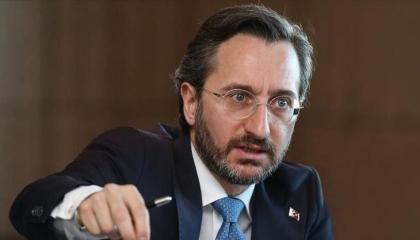 مسؤول بالرئاسة التركية يهدد أكبر حزب كردي بمزيد من العنف