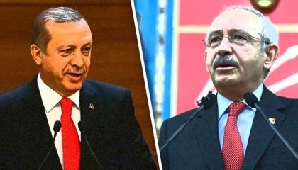 «تربية سيز».. معركة تبادل الشتائم بين أردوغان وزعيم المعارضة