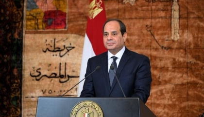 الرئيس المصري يزور الخرطوم لبحث قضايا سد النهضة والأوضاع على حدود السودان