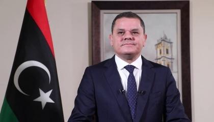 وكالة روسية: الدبيبة يلتقي رئيس الحكومة المؤقتة الليبية في القاهرة